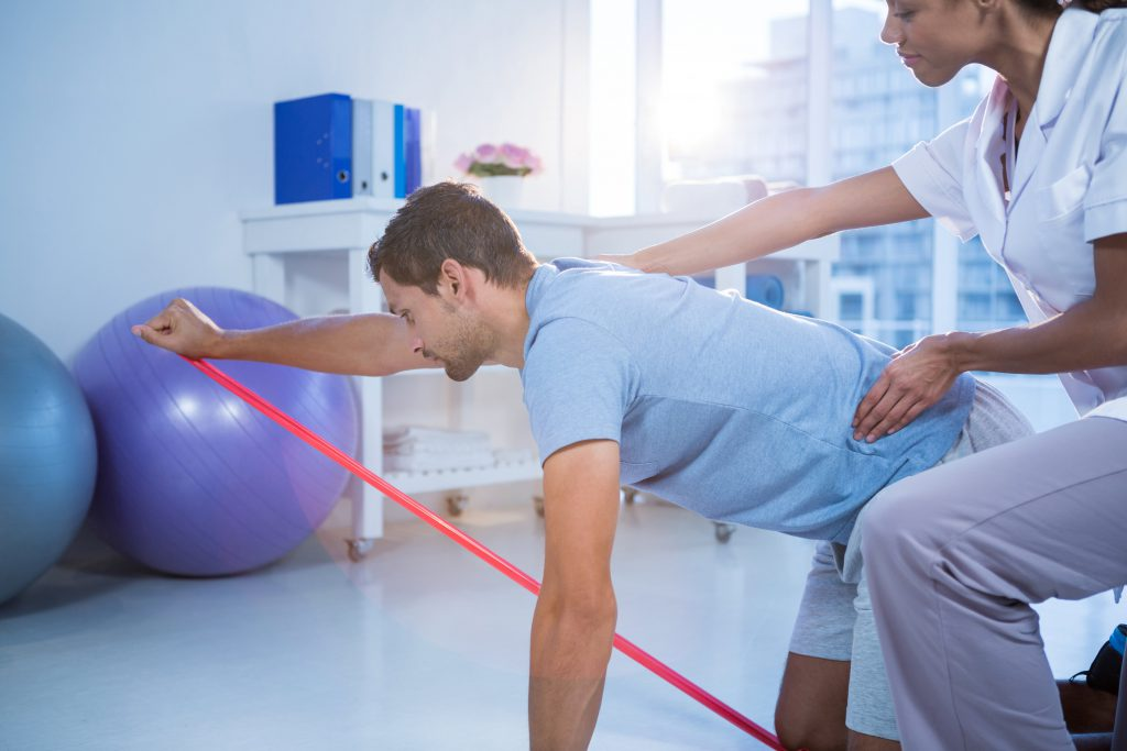 Physical Therapy - Treatment for back pain - Stephen S. Chen, MD