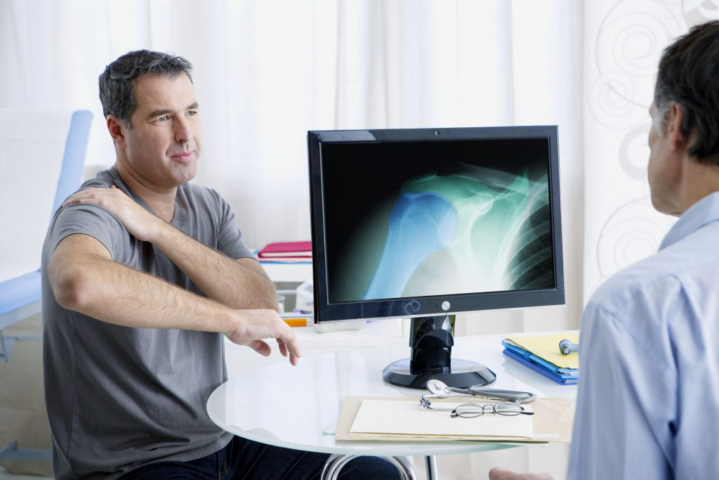 Shoulder Injuries Diagnosed - Stephen S. Chen, MD