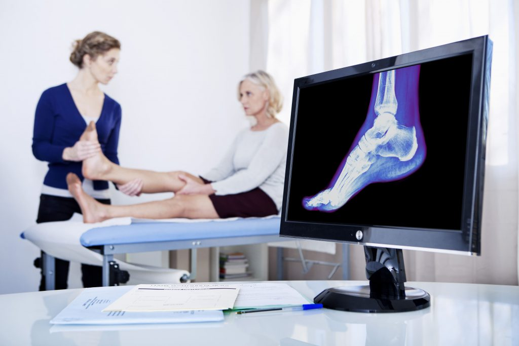 X Ray - Diagnosis for Ankle and Foot InjuriesRice Therapy - Treatment for Ankle and Foot InjuriesMRI Scan - Back and Hip Pain or Injuries DiagnosedMRI Scan - Cause of knee and shin pain diagnosedPhysical Therapy - Treatment for back pain - Stephen S. Chen, MD
